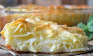 Ачма из лаваша с сыром «Ассорти»