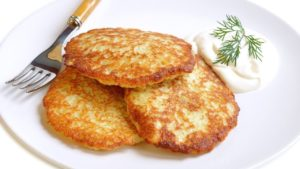 Как приготовить из картофельного пюре?