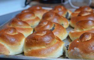 Нежные сдобные булочки «Особые»