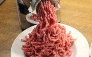 Сочный фарш для беляшей с мясом