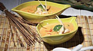 Тайский суп с Ширатаки на кокосовом молоке (пошаговый рецепт с фото) в 2019 году