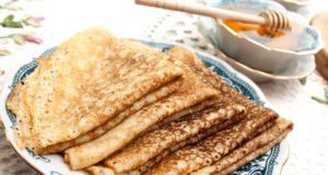 12 Секретов приготовления вкусных блинов