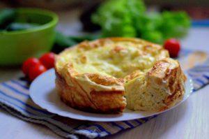 Вкусный пирог из лаваша с сыром