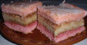 Пирог из сухого киселя «Пористый»