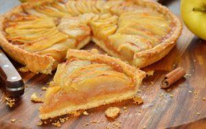 Простой рецепт приготовления американского пирога
