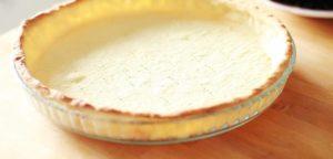 Сладкое песочное тесто для пирога – рецепт с кукурузной мукой