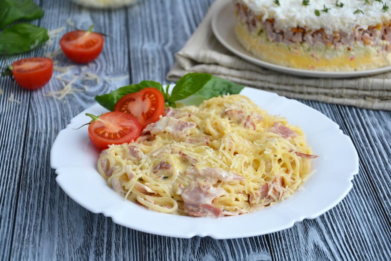 рецепты пасты итальянской в домашних условиях с фото