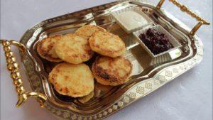 Сырники без муки - подготовка продуктов и посуды