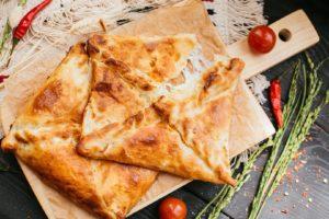 Хачапури слоёные с сыром – общие принципы приготовления