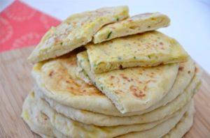 Чебуреки с сыром по-абхазски